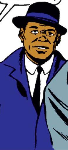 Ray Kinsolving (Earth-616)