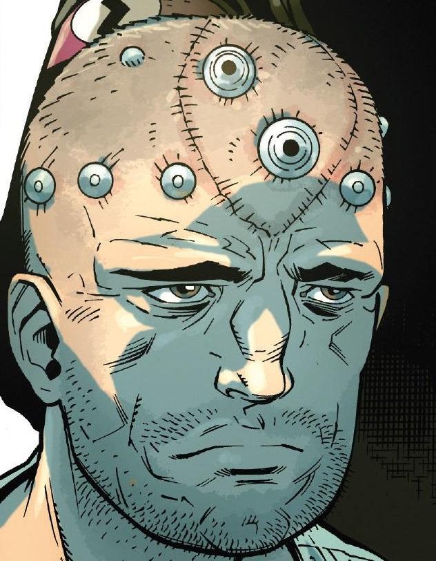 Reginald Crenshaw (Earth-616)