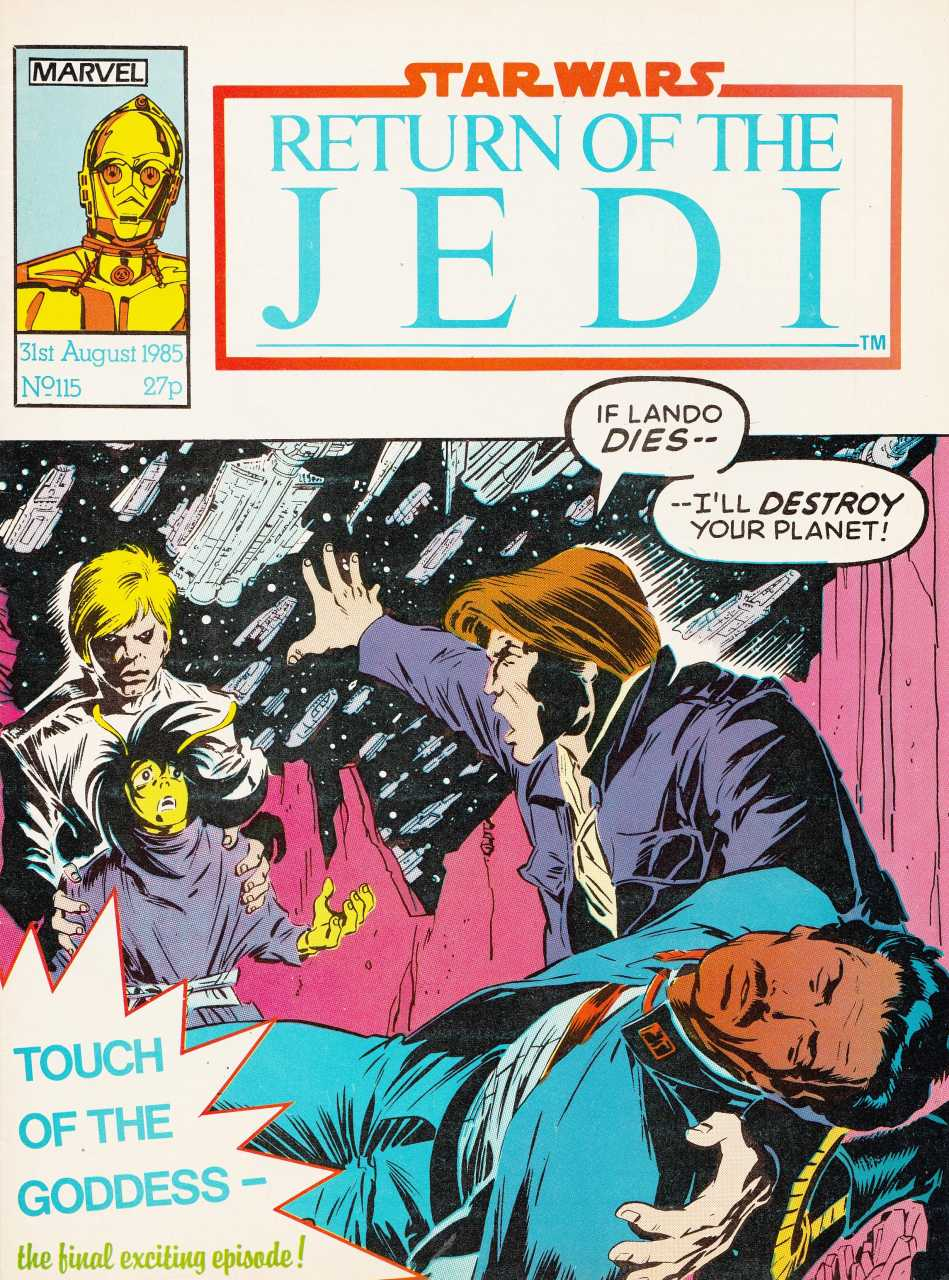 Return of the Jedi Weekly (UK) Vol 1 115