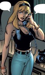Sarah Stacy (Earth-616)