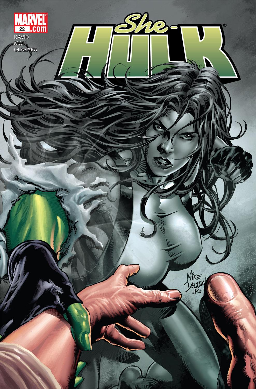 She-Hulk TPB Vol 1 6