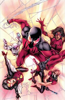 Spider-Force Vol 1 1 Textless.jpg