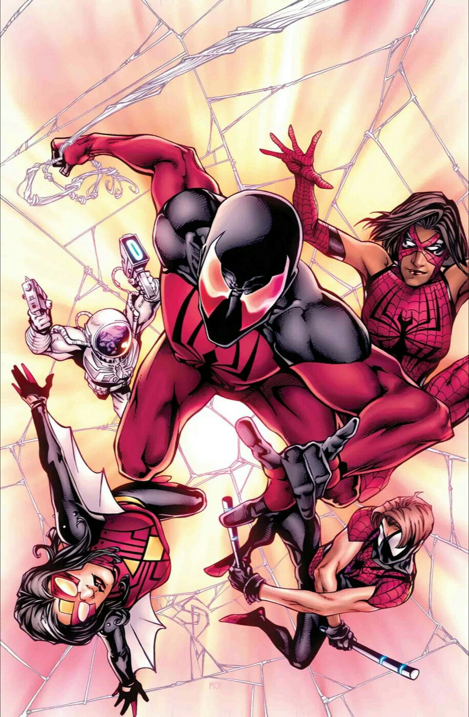 Superior Spider-Army (Earth-928)