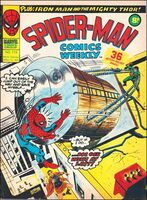 Spider-Man Comics Weekly Vol 1 113