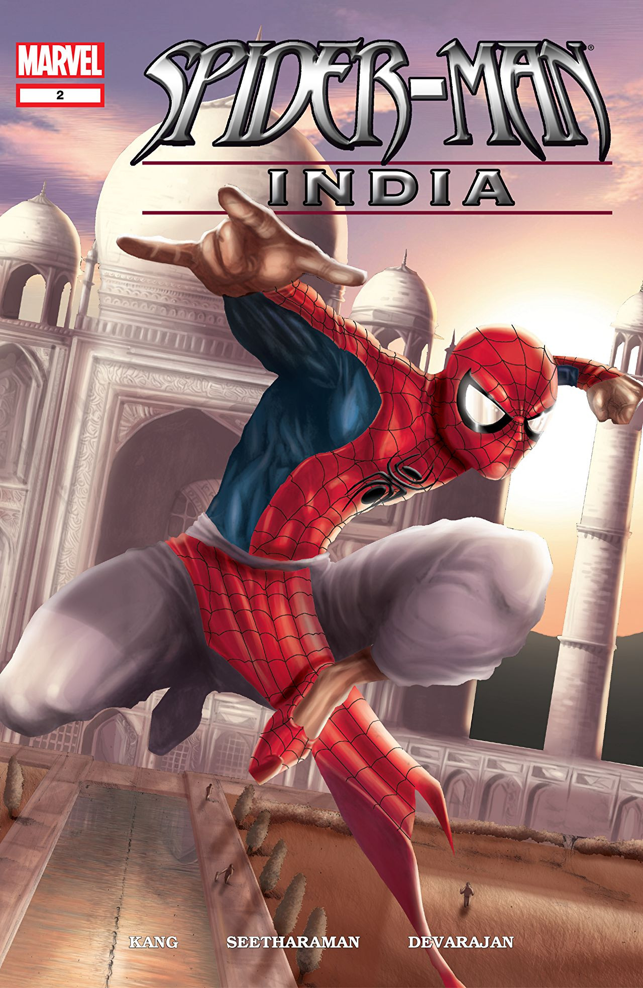 Spider-Man: India Vol 1 2