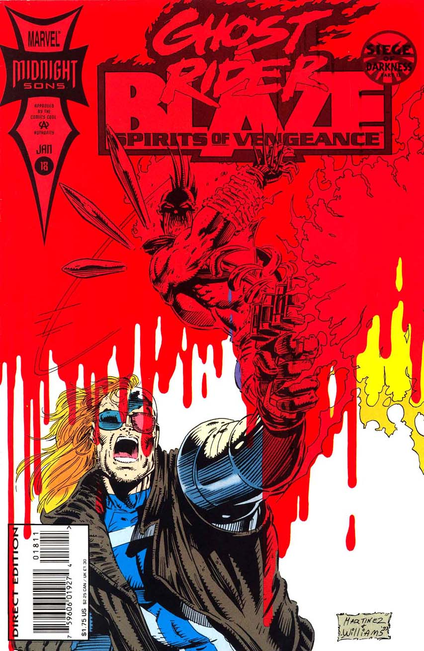 Ghost Rider/Blaze: Spirits of Vengeance Vol 1 18