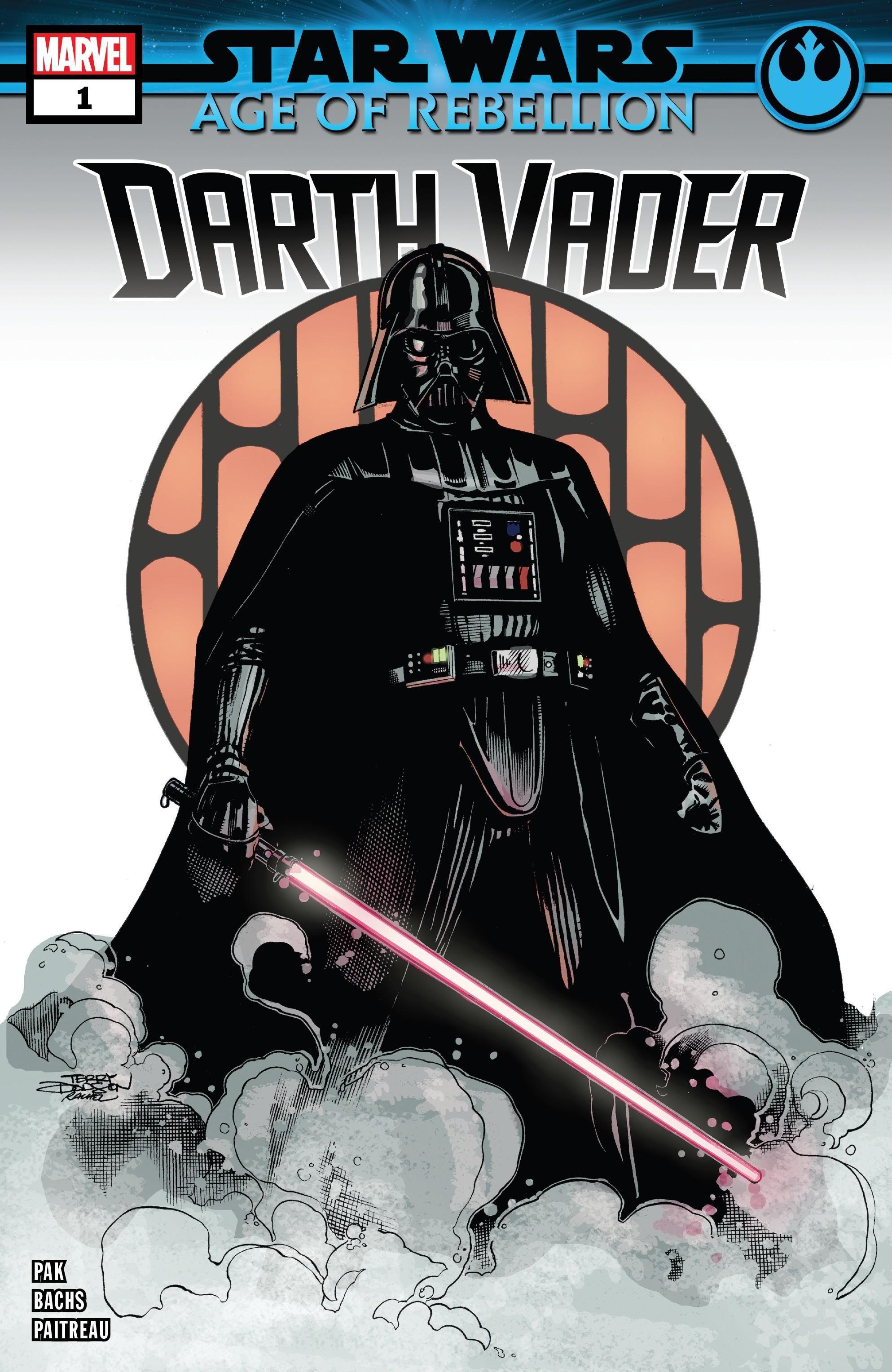 Star Wars: Age of Rebellion - Darth Vader Vol 1 1
