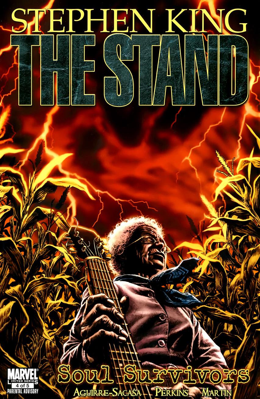The Stand: Soul Survivors Vol 1 4