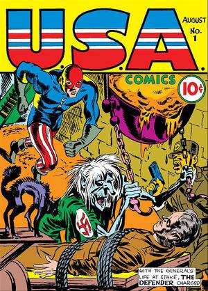 U.S.A. Comics Vol 1 1.jpg