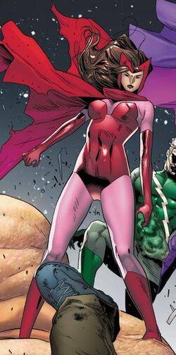 Wanda Maximoff (Clone) (Earth-616) from Magneto Not a Hero Vol 1 3 0001.jpg