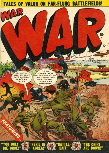 War Comics Vol 1