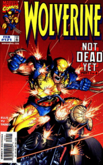 Wolverine Vol 2 121
