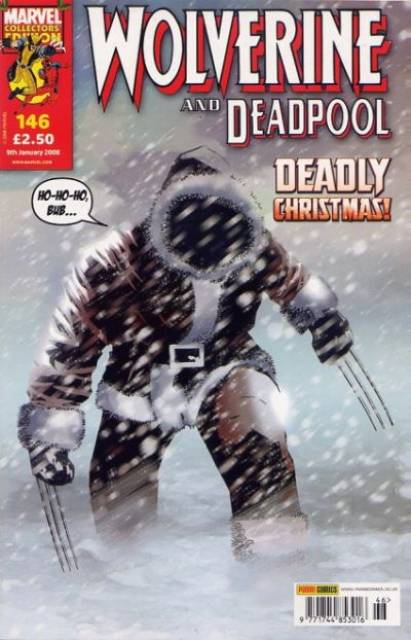 Wolverine and Deadpool Vol 1 146