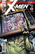 X-Men Gold Vol 2 15