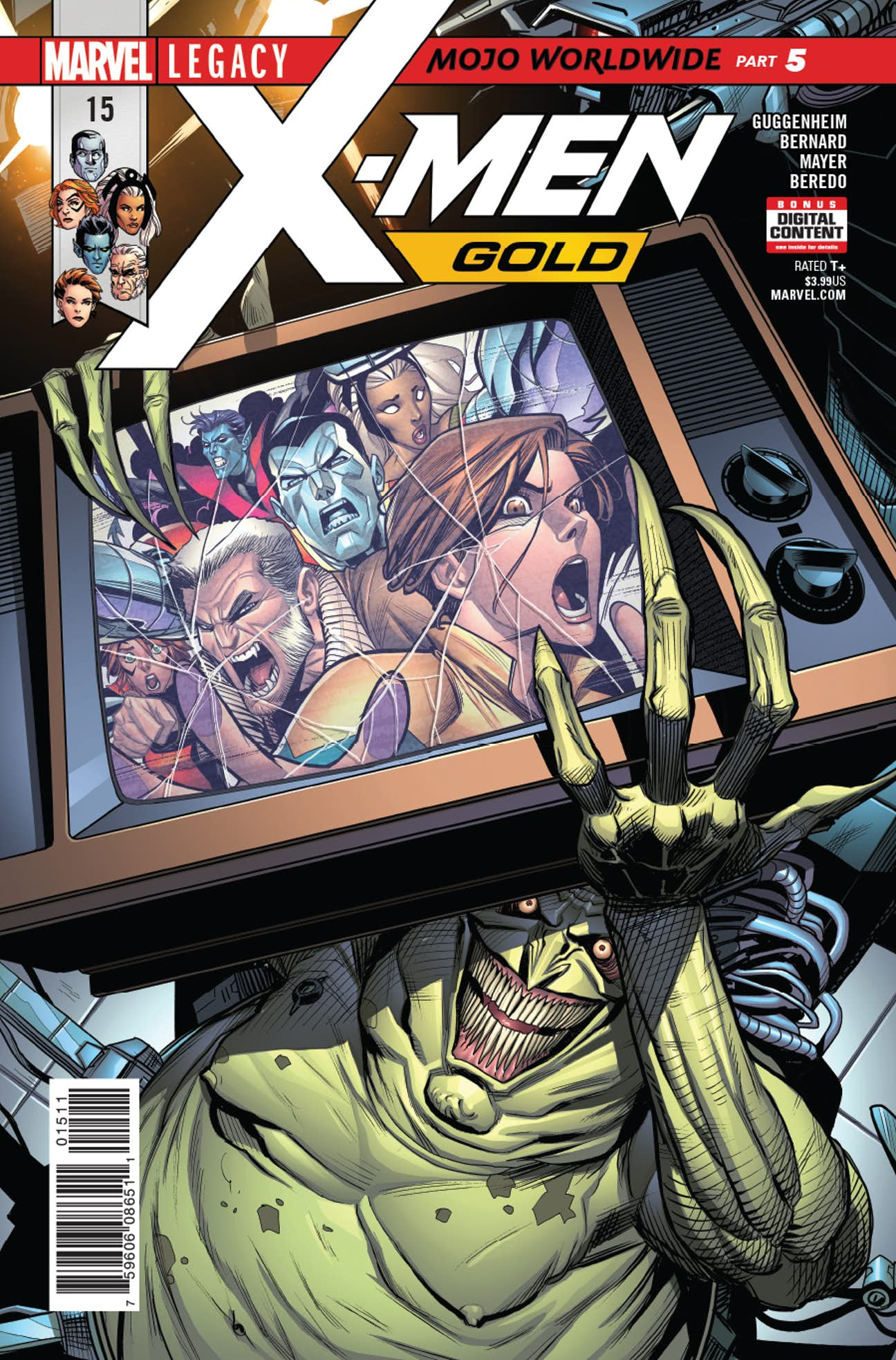 X-Men: Gold Vol 2 15