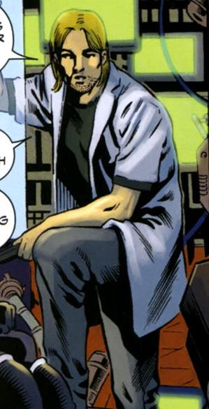 Aaron MacKenzie (Earth-616)