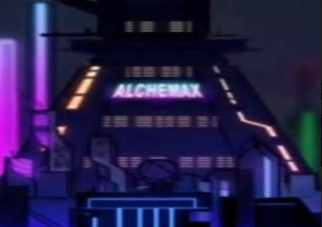 Alchemax (Earth-TRN579)
