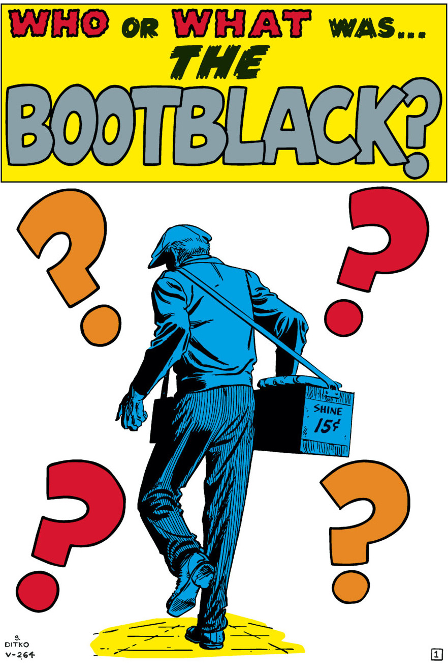 Bootblack (Angel) (Earth-616)