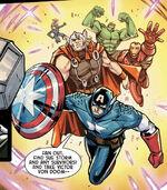 Avengers (Earth-88201)