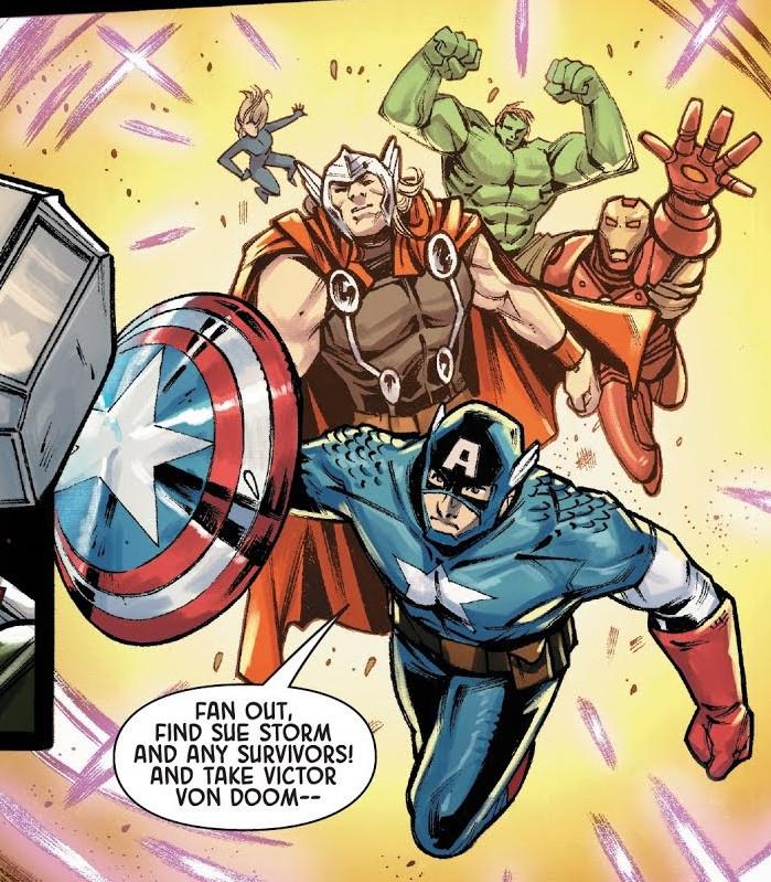 Avengers (Earth-88201)/Gallery
