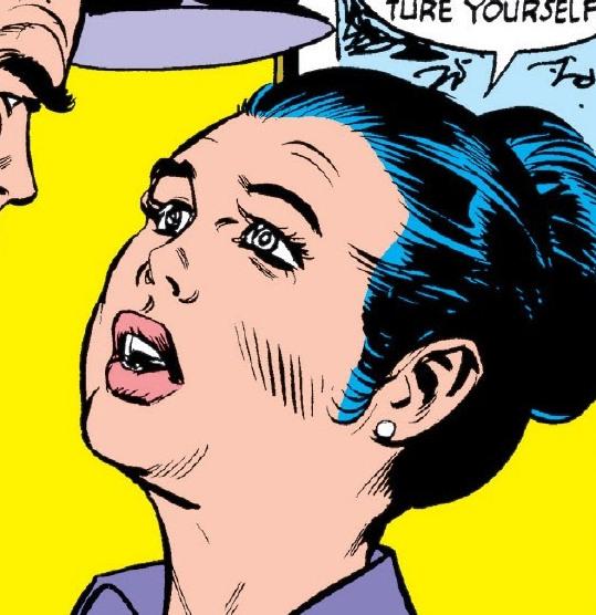 Beverly Cross (Earth-616)