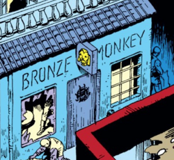 Brass Monkey Saloon from Captain America Vol 1 364 001.png