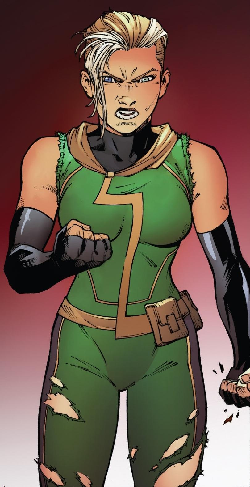 Carol Danvers (Earth-9289)