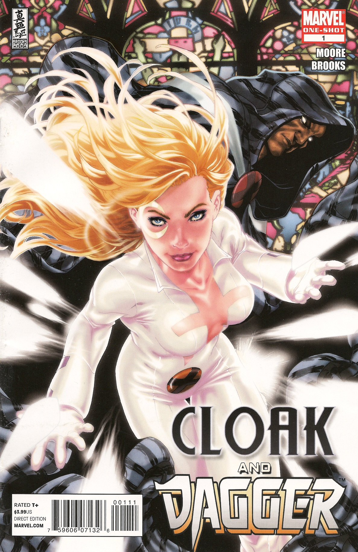 Cloak and Dagger Vol 4 1
