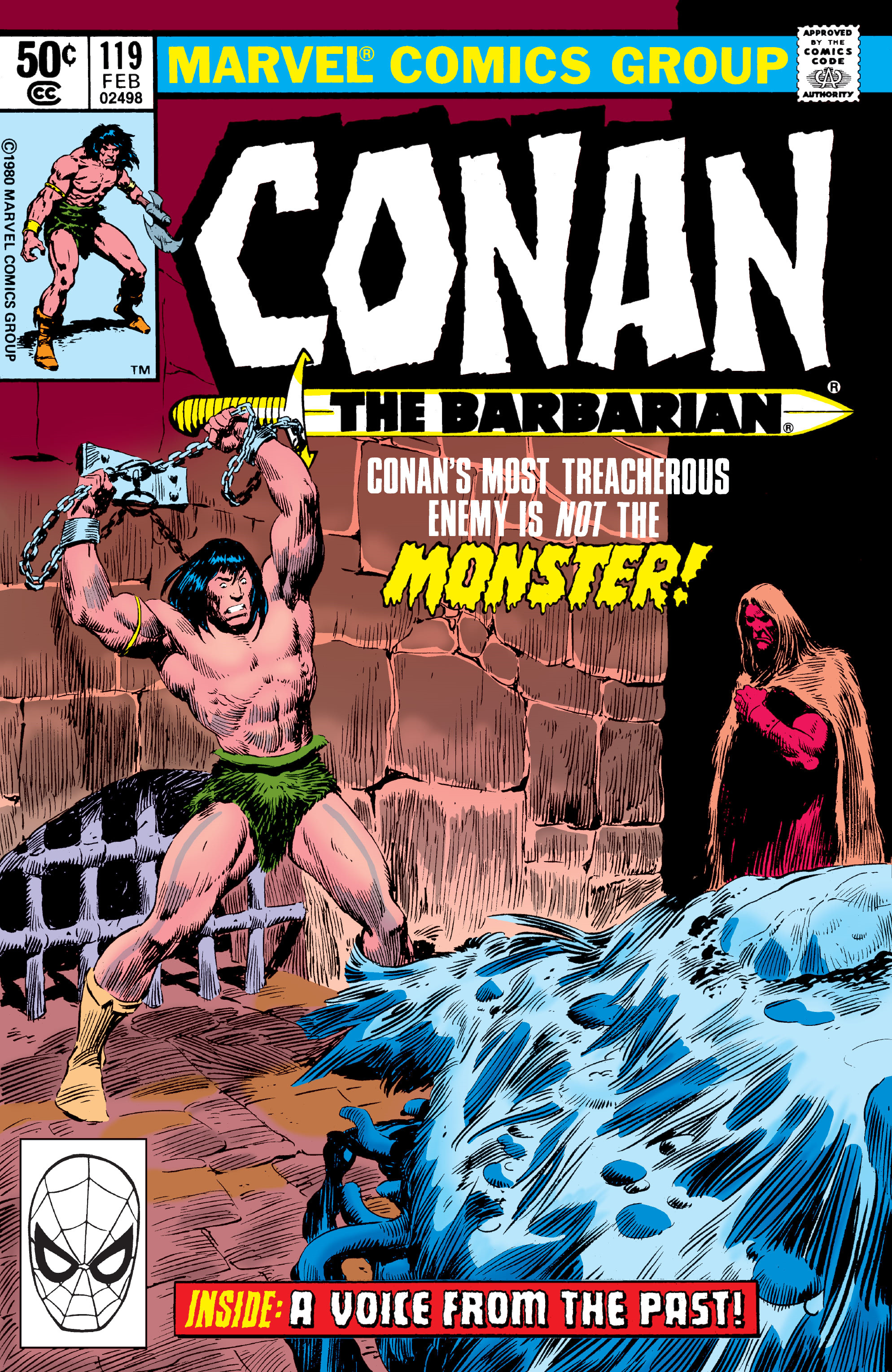 Conan the Barbarian Vol 1 119
