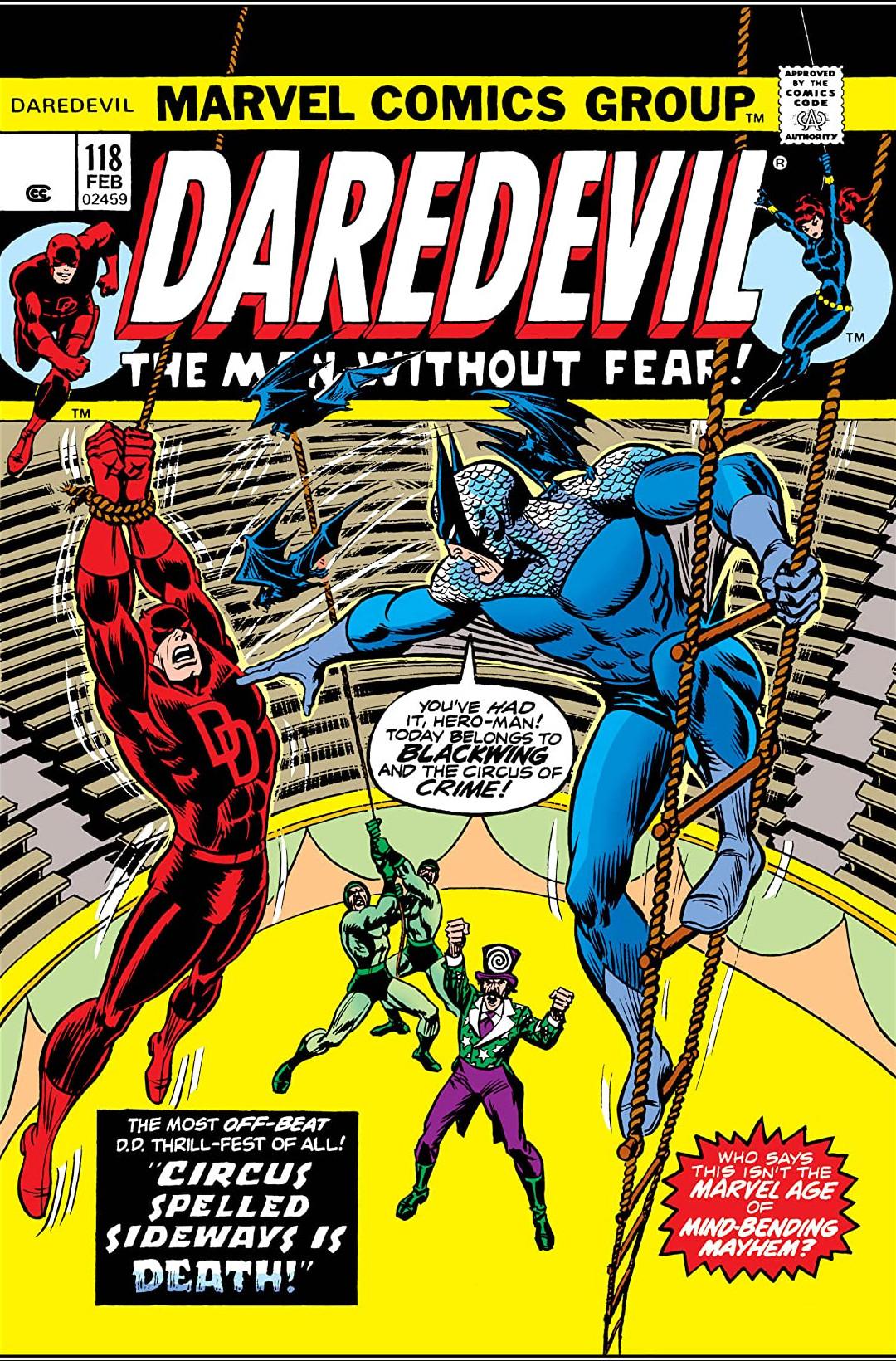 Daredevil Vol 1 118