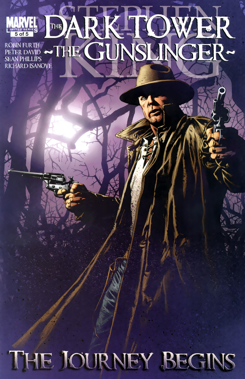 Dark Tower: The Gunslinger - The Journey Begins Vol 1 5
