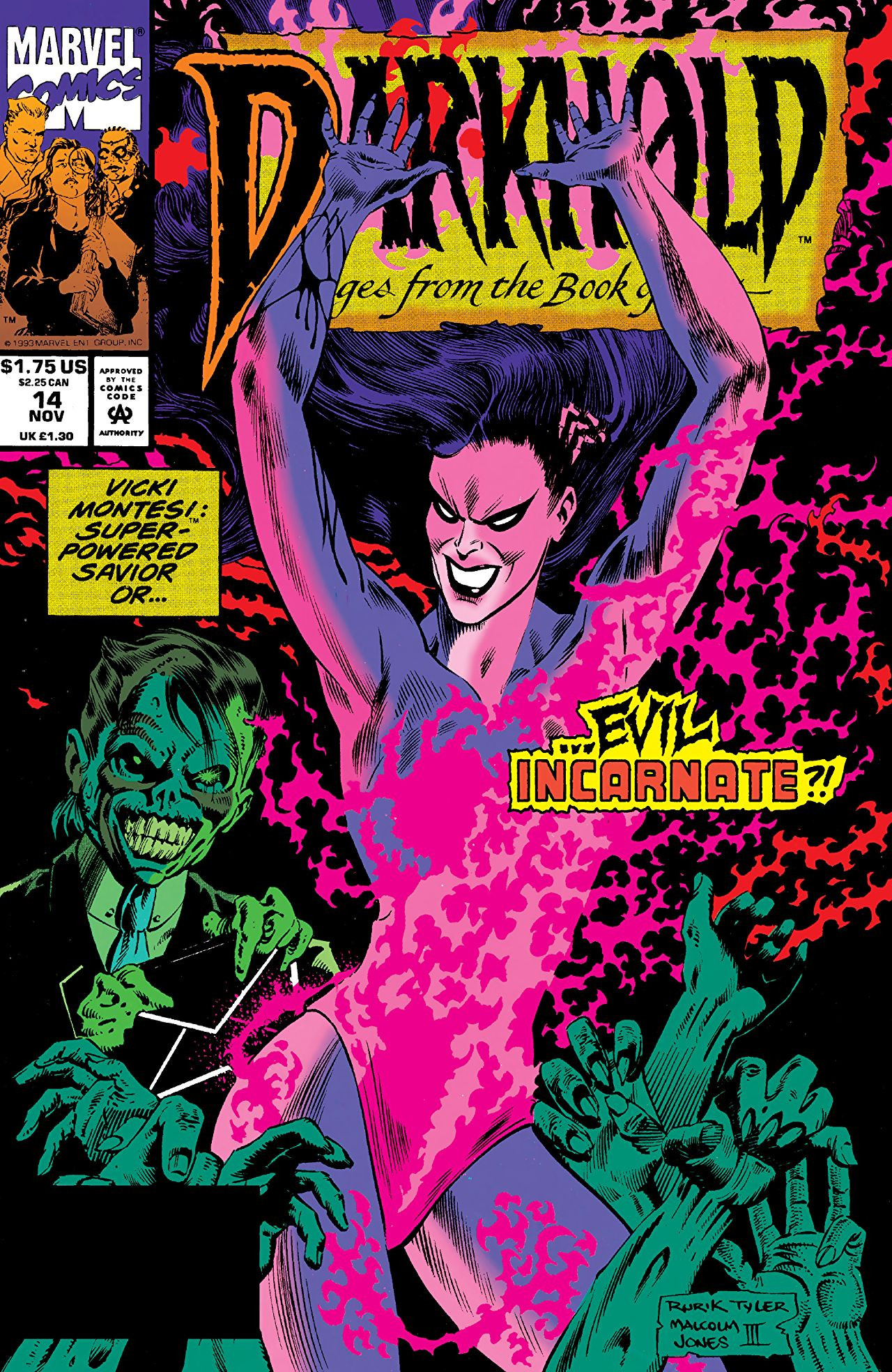 Darkhold: Pages from the Book of Sins Vol 1 14