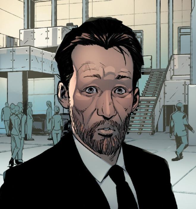 Eric Lynch (Earth-616)