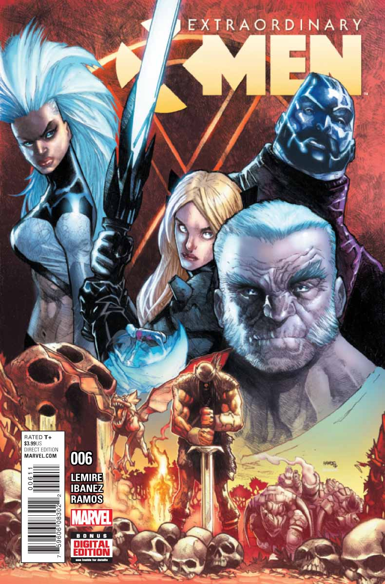 Extraordinary X-Men Vol 1 6