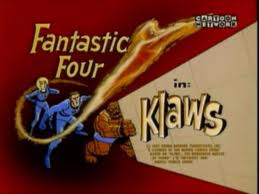 Fantastic Four (1967 animated series) Season 1 1