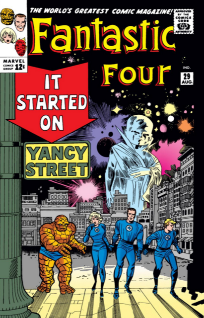 Fantastic Four Vol 1 29