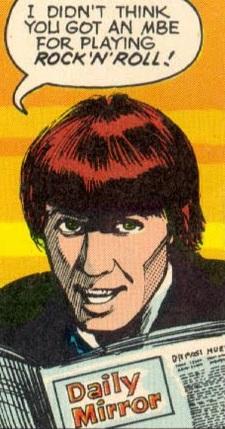 George Harrison (Earth-616)