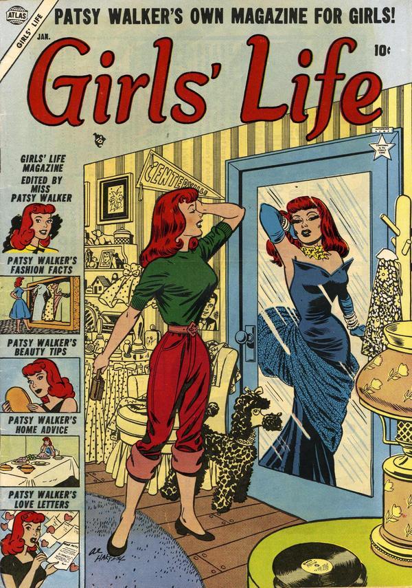 Girls' Life Vol 1 1