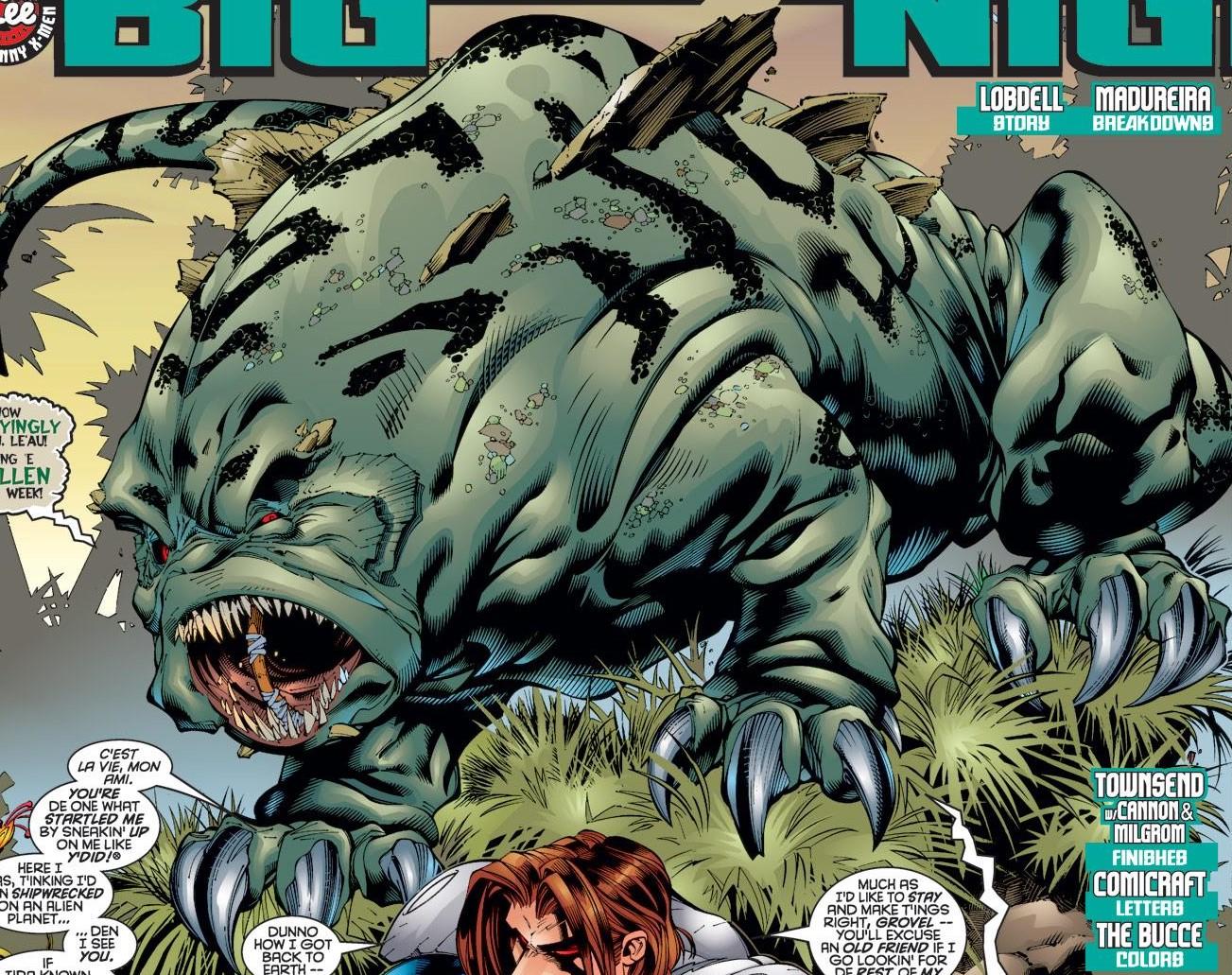 Grovel (Earth-616)