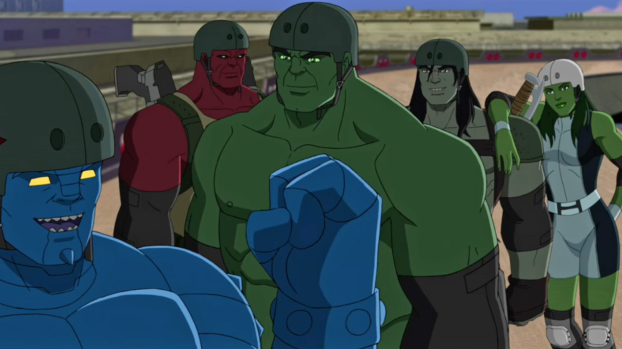 Hulk and the Agents of S.M.A.S.H. Season 2 18