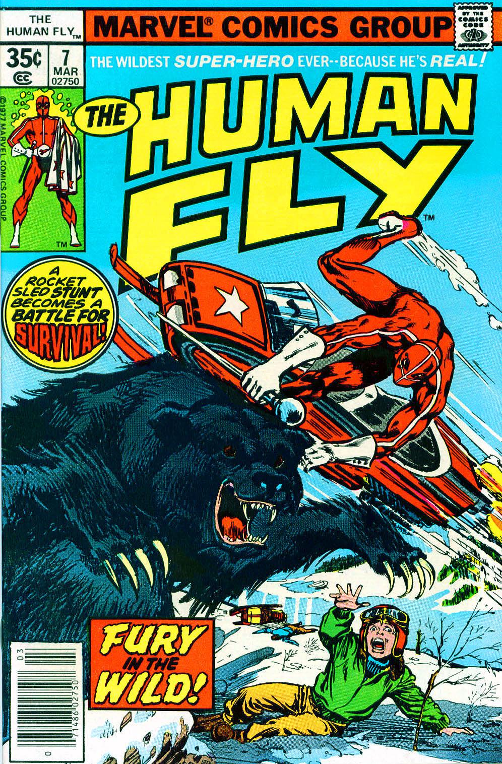 Human Fly Vol 1 7