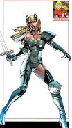 Illyana Rasputina (Earth-616) from Official Handbook of the Marvel Universe A to Z Vol 1 7 001