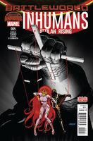 Inhumans Attilan Rising Vol 1 5