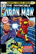 Iron Man Vol 1 108