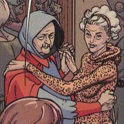 Jerry Carstairs (Earth-616) and Leopard Girl (Gwen) (Earth-616) from Ant-Man Last Days Vol 1 1 001.jpg