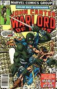 John Carter Warlord of Mars Vol 1 13
