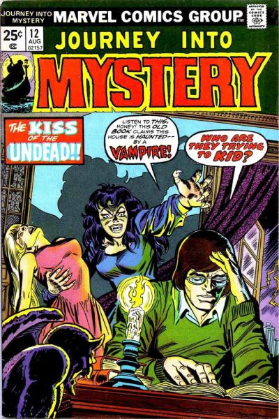 Journey into Mystery Vol 2 12