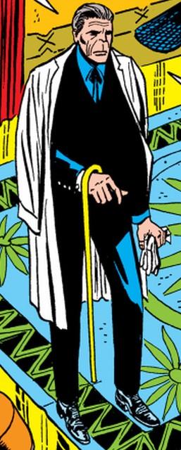 Karl Fiers (Earth-616)