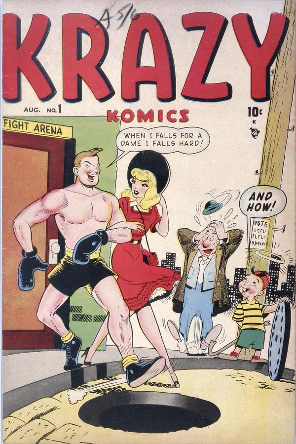 Krazy Komics Vol 2