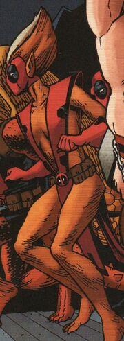 Maria Callasantos (Project Doppelganger LMD) (Earth-616) from Spider-Man Deadpool Vol 1 33 001.jpg